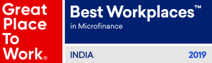 Best Workplaces in Microfinance Industry by Great Places to Work India